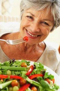 alimentation de la personne agee