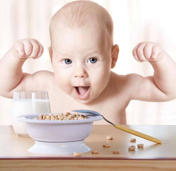 Alimentation des enfants
