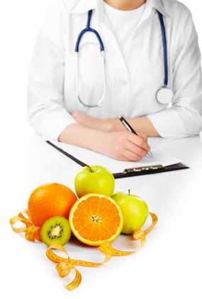 Déroulement d'une séance nutritionniste