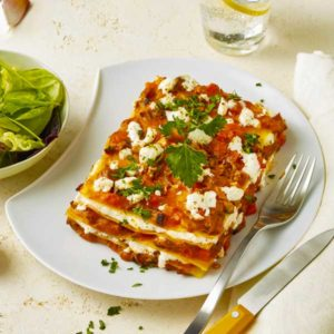 Lasagne diététique Moselle